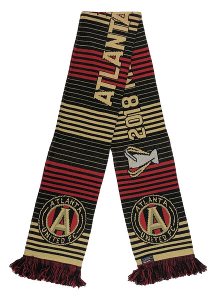 2018 MLS CUP CHAMPS ATLANTA UNITED SCARF - Champs Bar
