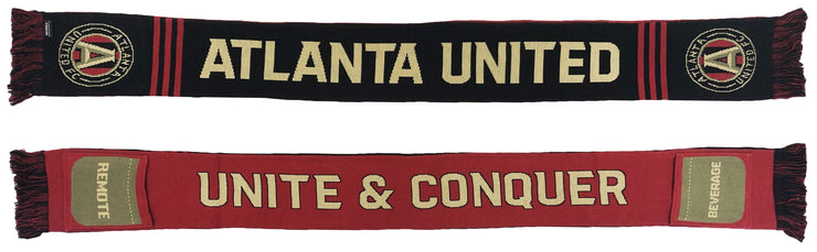 Atlanta United Support From Home pocket scarf