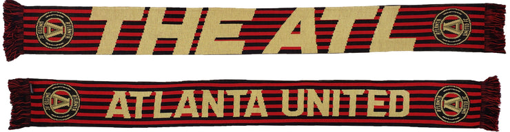 ATLANTA UNITED SCARF - The ATL