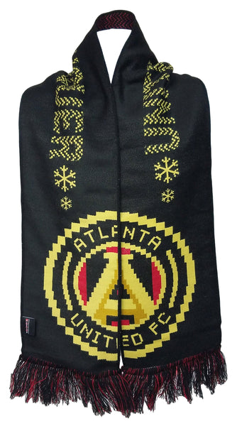 ATLANTA UNITED SCARF - Winter Woven (HD Woven)
