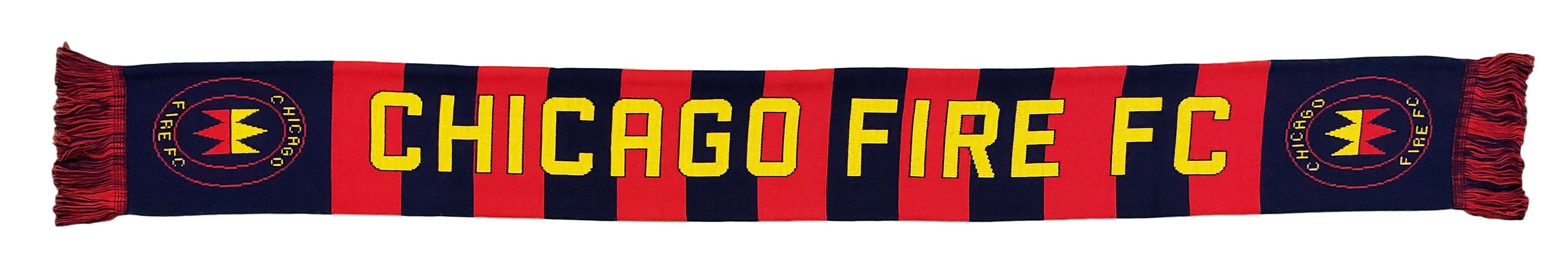 CHICAGO FIRE SCARF - 2020 Bar