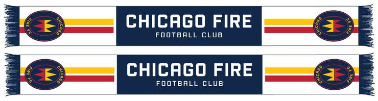 CHICAGO FIRE SCARF - 2020 Racing Stripes