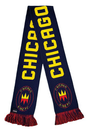 CHICAGO FIRE SCARF - 2020 Solid