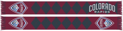 COLORADO RAPIDS SCARF - Argyle