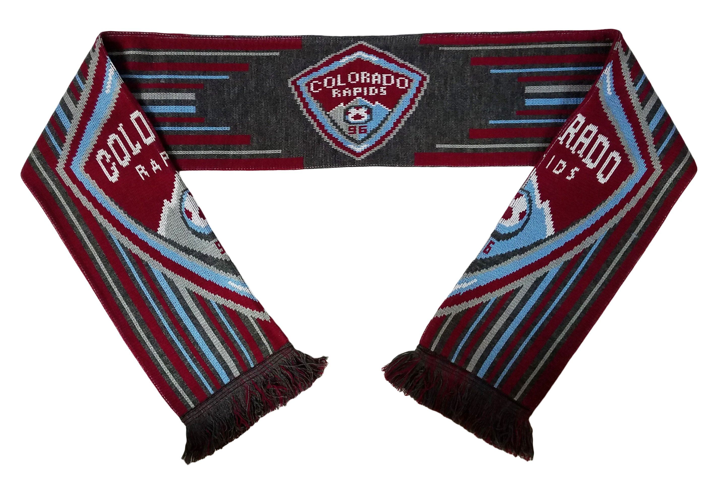 COLORADO RAPIDS SCARF - Crest
