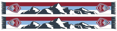 COLORADO RAPIDS SCARF - Rocky Mountains