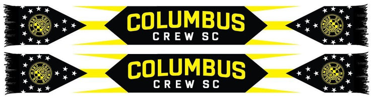 COLUMBUS CREW SC SCARF - Ohio Flag