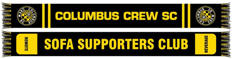 Columbus Crew Pocket Scarf