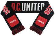 DC United pocket scarf folded
