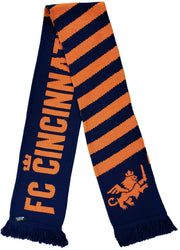 FC CINCINNATI SCARF - 2020 Diagonals