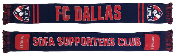 FC Dallas Sofa supporters scarf