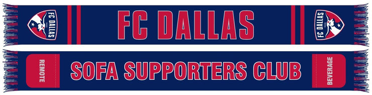 FC Dallas Pocket scarf