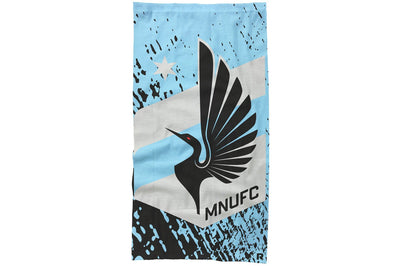 Minnesota United Neck Gaiter Big Crest