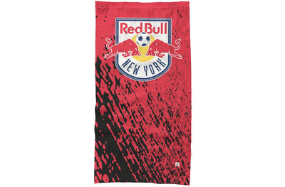 New York Red Bulls neck gaiter paint design