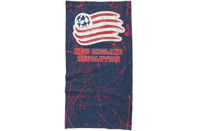 New England Revolution neck gaiter