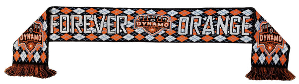 HOUSTON DYNAMO SCARF - Argyle