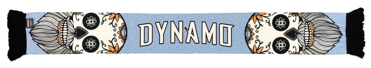 HOUSTON DYNAMO SCARF - 2020 Skull (Summer Scarf)