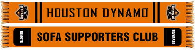 Houston Dynamo pocket scarf