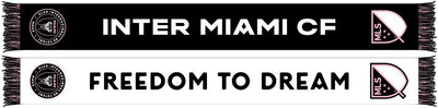 INTER MIAMI CF SCARF - Freedom to Dream (Summer Scarf)
