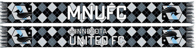 MINNESOTA UNITED SCARF - Argyle