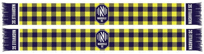 Nashville SC Scarf - Flannel (HD Knit)
