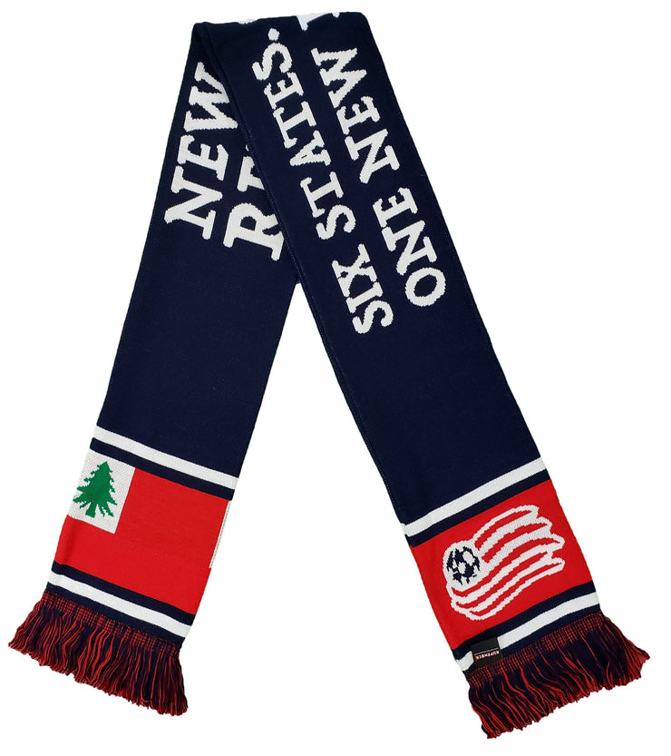 NEW ENGLAND REVOLUTION SCARF - 2020 - Six States