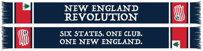 NEW ENGLAND REVOLUTION SCARF - Six States