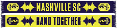 Nashville SC Soundwave HD Knit Scarf