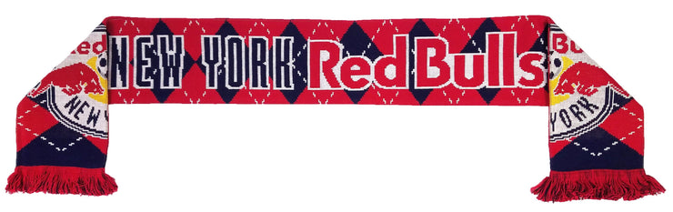 NEW YORK RED BULLS SCARF - Argyle