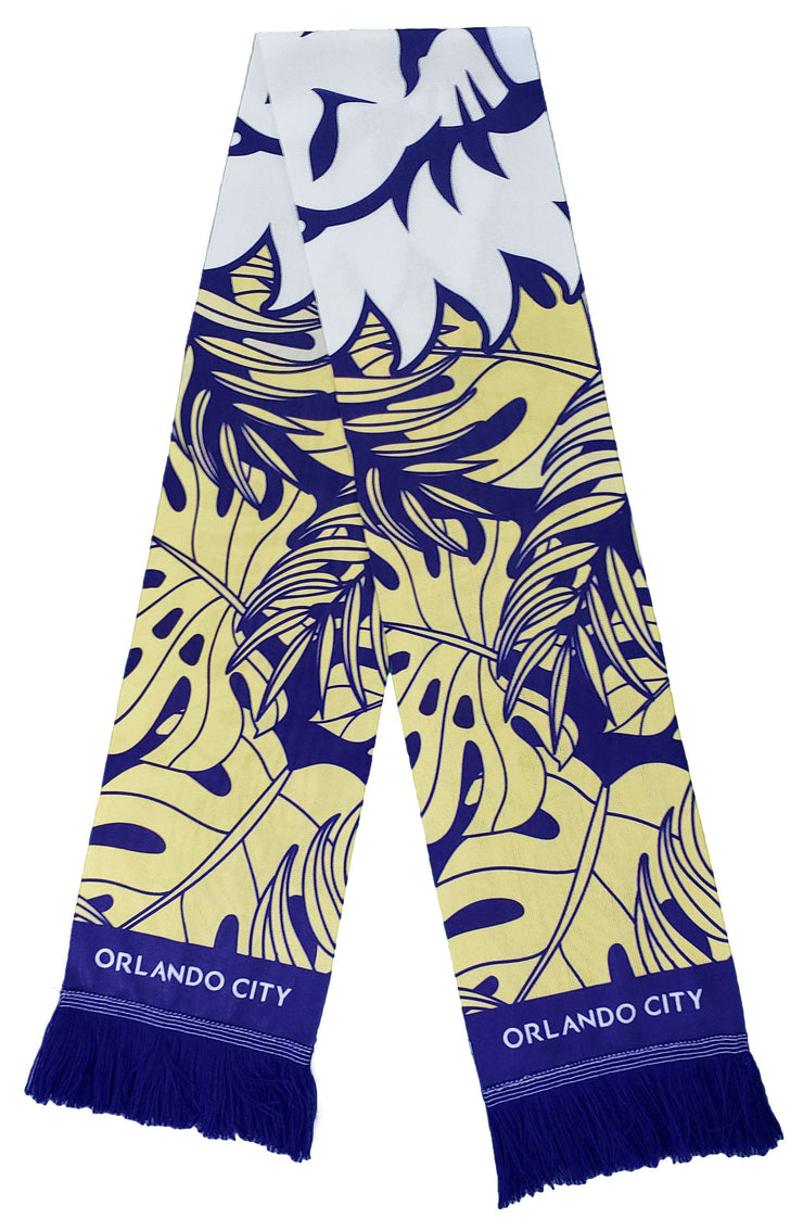 ORLANDO CITY SCARF - 2020 Jungle (Summer Scarf)