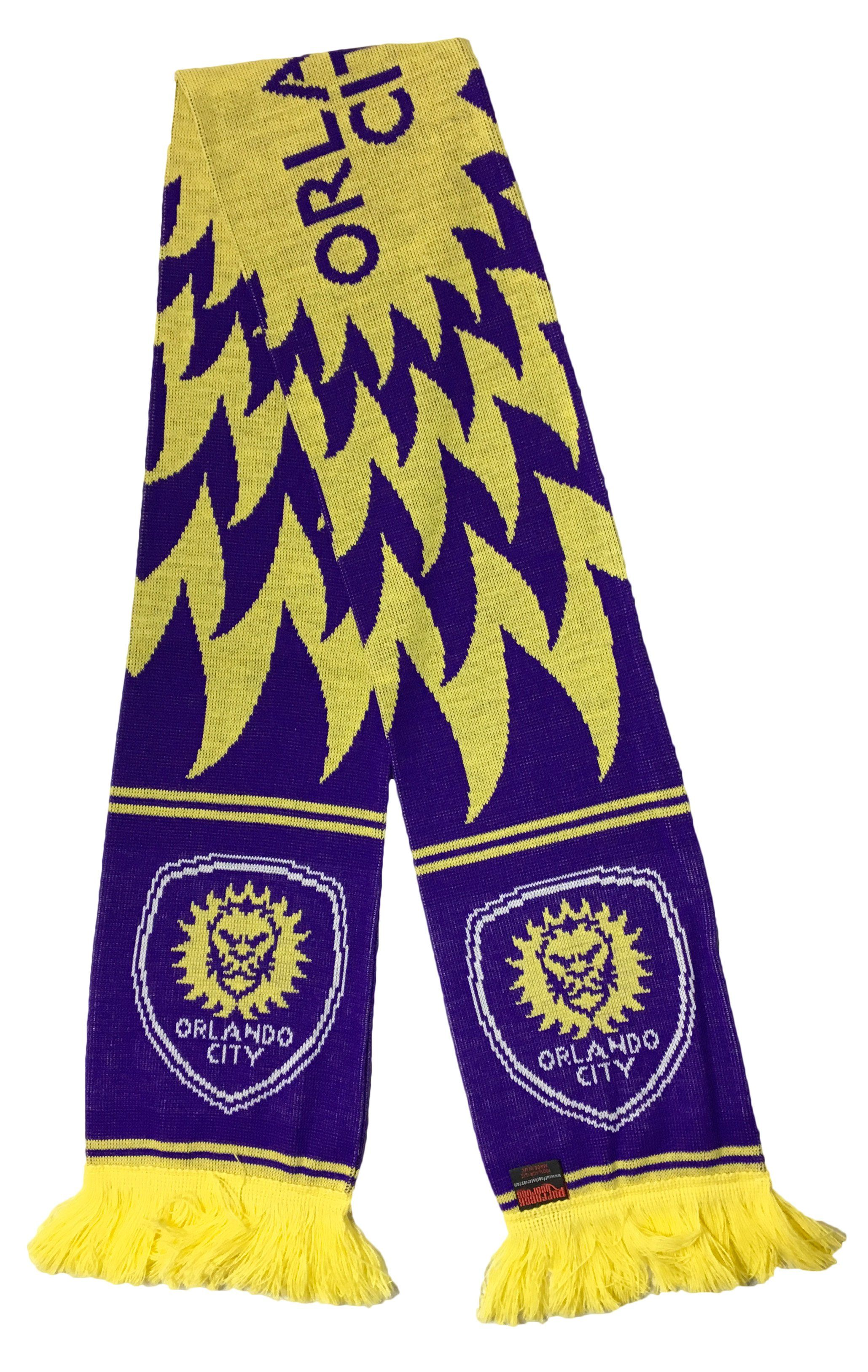 ORLANDO CITY SCARF - Lion's Mane