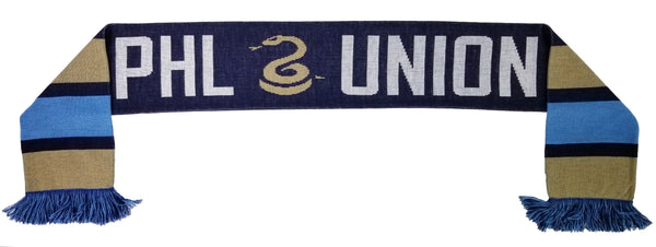 PHILADELPHIA UNION SCARF - Bar Scarf
