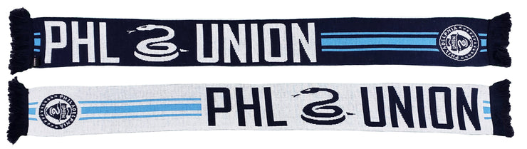 PHILADELPHIA UNION SCARF - Racing Stripe