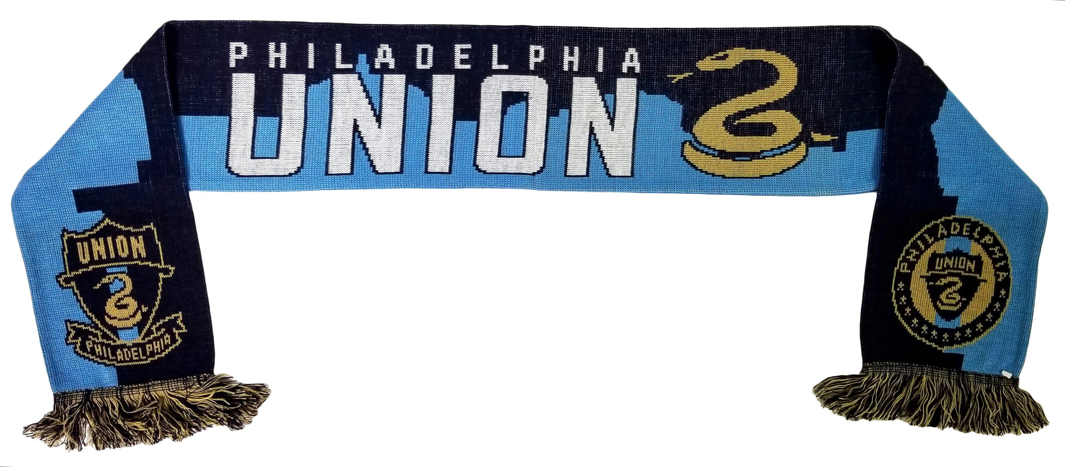 PHILADELPHIA UNION SCARF - Skyline Scarf