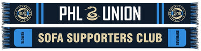 Philadelphia Union pocket scarf