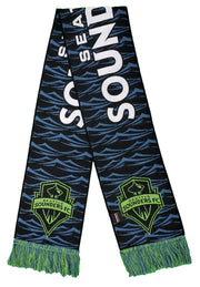 SEATTLE SOUNDERS SCARF - Landscape (HD Woven)