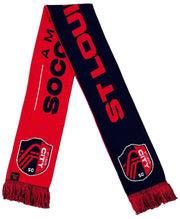 ST. LOUIS CITY SC SCARF - Soccer Capital