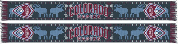 COLORADO RAPIDS SCARF - Winter Scarf