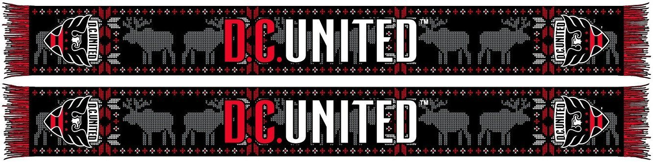 DC UNITED SCARF - Winter Scarf
