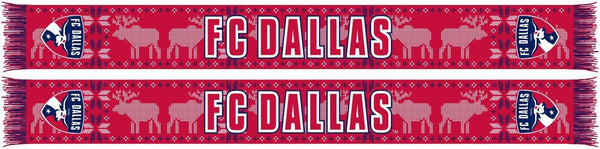 FC DALLAS SCARF - Winter Scarf