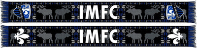 MONTREAL IMPACT SCARF - Winter Scarf