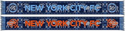 NYCFC SCARF - Winter Scarf