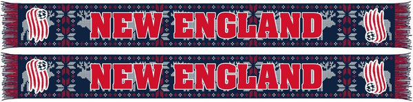 NEW ENGLAND REVOLUTION SCARF - Winter Scarf