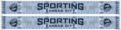 SPORTING KANSAS CITY SCARF - Winter Scarf