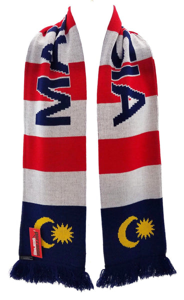 MALAYSIA Scarf - Ruffneck Scarves - 2