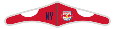 Velcro Wrap Face Mask - Triple Layered - New York Red Bulls City Text (Pre-Order)