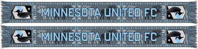MINNESOTA UNITED SCARF - Winter Scarf