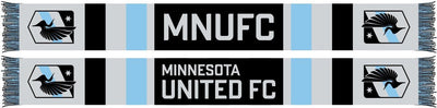 MINNESOTA UNITED SCARF - Classic Bar scarf