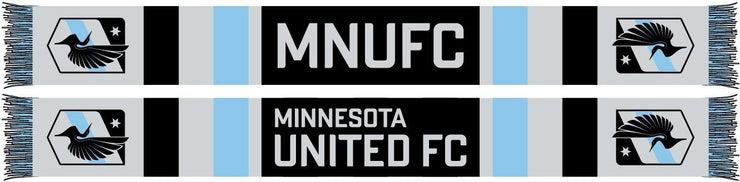 MINNESOTA UNITED FC SCARF - Bars