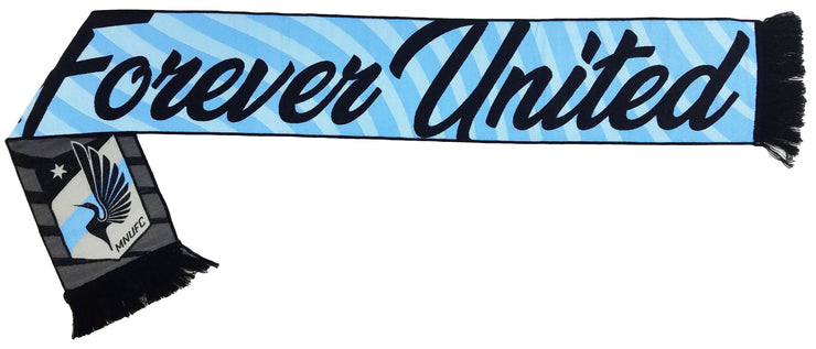 MNUFC scarf Forever United